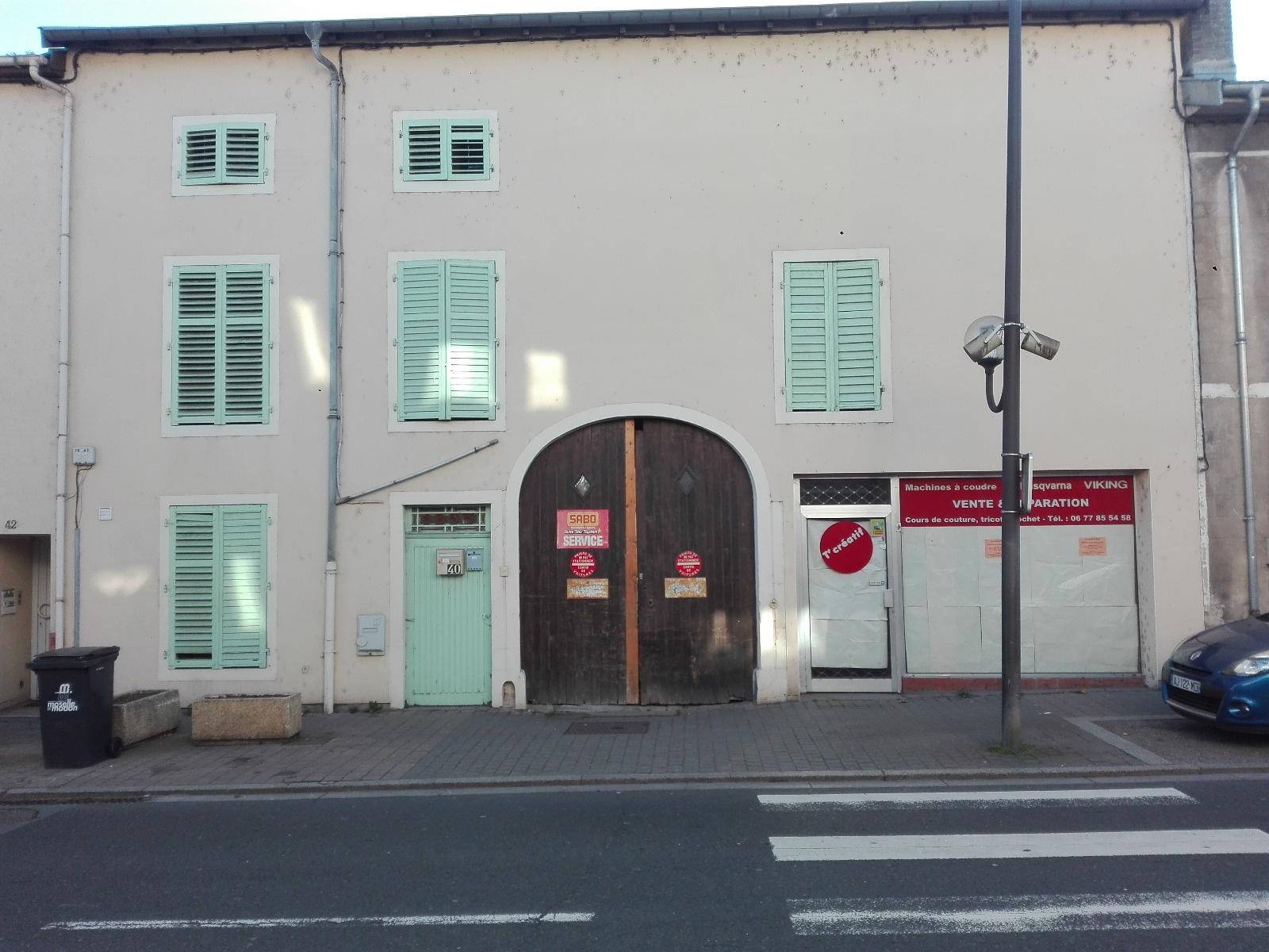 Offres de vente Immeuble Neuves-Maisons ()