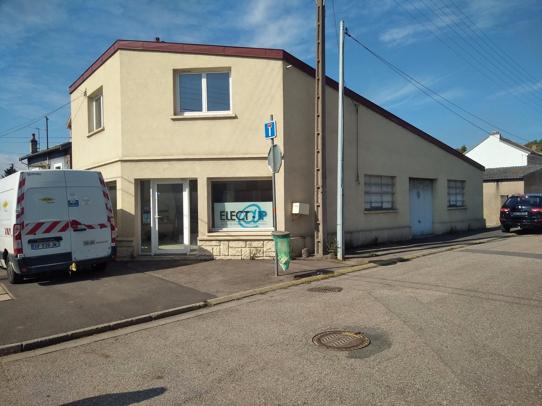 Vente Immobilier Professionnel Local commercial Neuves-Maisons (54230)